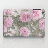 Rosen Blüten iPad Case