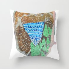 SOUL SAILOR no.1 Throw Pillow