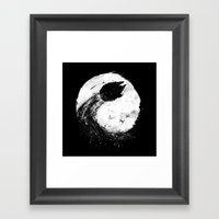 Midnight Awakening Framed Art Print
