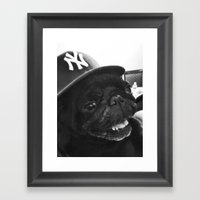 Bucks Framed Art Print