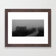 Transylvania Framed Art Print