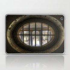 Round window Laptop & iPad Skin