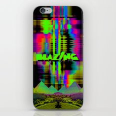 Blazing iPhone & iPod Skin