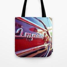 Impala blur Tote Bag