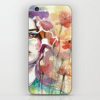 Summer's Yearnings iPhone & iPod Skin