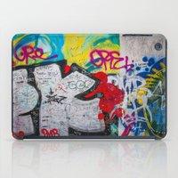 Berlin Wall iPad Case