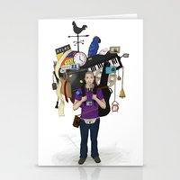 The Weight Of Technology… Stationery Cards