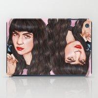 Grimes III  iPad Case