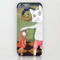Little Red Riding Hood II iPhone 6 Slim Case