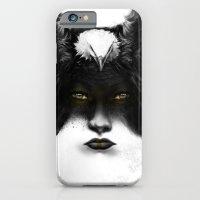 Golden Eyes iPhone 6 Slim Case