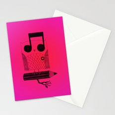 Owl Night Long Stationery Cards