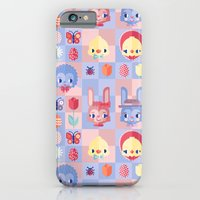 Happy Easter! Pattern iPhone 6 Slim Case