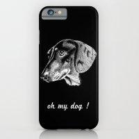oh my dog ! iPhone 6 Slim Case