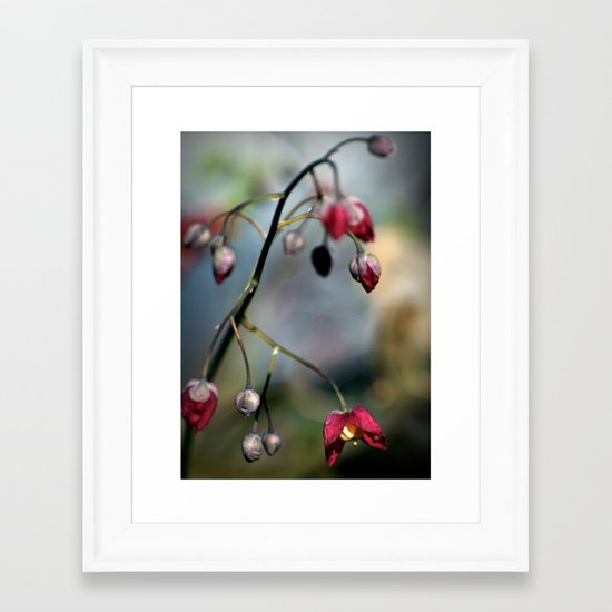 Only for you Framed Art Print