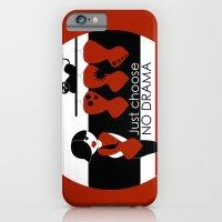iPhone & iPod Case featuring No Dramas! by Golosinavisual