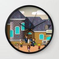 Super Arrested Developme… Wall Clock