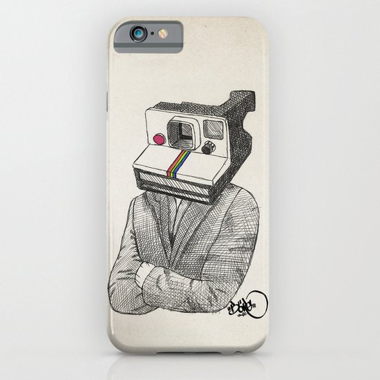 how old school iPhone & iPod Case