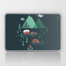 Pitch A Tent Laptop & iPad Skin