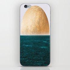 Gold Sunset iPhone & iPod Skin