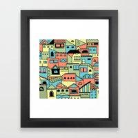 Flavella Framed Art Print