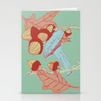Forest Finds Repeat Stationery Cards