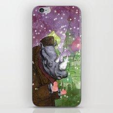Russian Rhino iPhone & iPod Skin