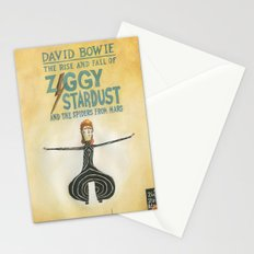 Ziggy Stardust - Book 2 - Bowie Stationery Cards