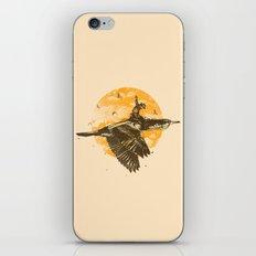 Ride The Sky iPhone & iPod Skin