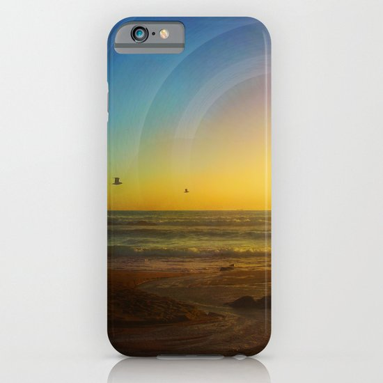 Birds Seeking iPhone & iPod Case