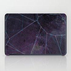 voronoi iPad Case