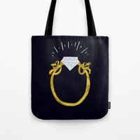Crazy About Tiffany's Tote Bag