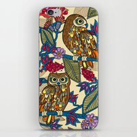 My Boobooks Owls.  iPhone & iPod Skin
