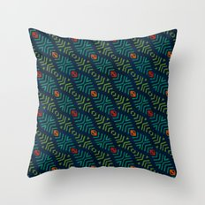 AMAZONIA Throw Pillow