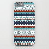 Navajo Pattern iPhone 6 Slim Case