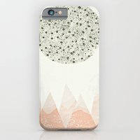 iPhone & iPod Case featuring the Moon by Sarah Goodreau