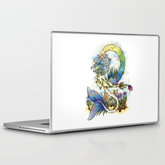 Elemental series - Water Laptop & iPad Skin