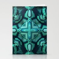 Cool Mint Stationery Cards