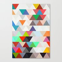 Apartment 01. Canvas Print
