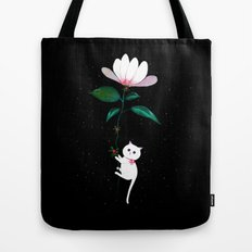 Myrtle in Space Tote Bag