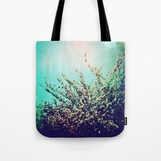 Holga Flowers I  Tote Bag
