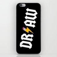 DR/AW iPhone & iPod Skin