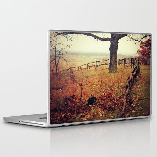 Magnolia Bluff Laptop & iPad Skin