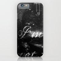 Edward Scissorhands iPhone 6 Slim Case