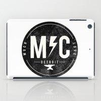 Motor City iPad Case
