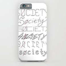 Six Societies iPhone 6 Slim Case