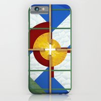 iPhone & iPod Case featuring Altered State: CO by Eldon Ward
