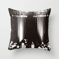 Play That Music (The Best Camera Series) Throw Pillow