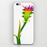 Tropical Flower2 iPhone & iPod Skin