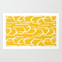 Going Places | Sunkissed Art Print