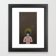 Rosary Framed Art Print